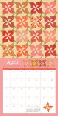 Martingale - That Patchwork Place® Quilt Calendar 2013