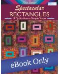 Martingale - Spectacular Rectangles eBook