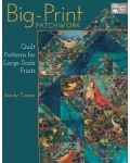 Martingale - Big-Print Patchwork (Print version + eBook bundle)