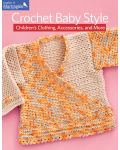Martingale - Crochet Baby Style (Print version + eBook bundle)