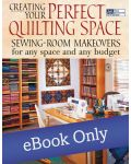 Martingale - Creating Your Perfect Quilting Space eBook