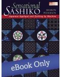 Martingale - Sensational Sashiko eBook eBook