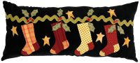 Martingale - Holly Sox Pillow ePattern