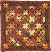Martingale - Autumn Roads Quilt ePattern