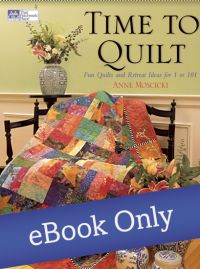 Time to Quilt eBook