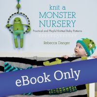 Martingale - Knit a Monster Nursery eBook