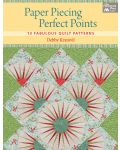 Martingale - Paper Piecing Perfect Points (Print version + eBook bundle)