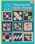 Martingale - 25 Patchwork Quilt Blocks (Print version + eBook bundle)