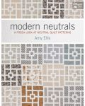 Martingale - Modern Neutrals (Print version + eBook bundle)