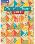 Martingale - Cheerful Charm Quilts (Print version + eBook bundle)