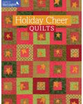 Martingale - Holiday Cheer Quilts (Print version + eBook bundle)