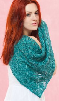 Martingale - Sock-Yarn Shawls (Print version + eBook bundle)