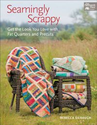 Martingale - Seamingly Scrappy (Print version + eBook bundle)
