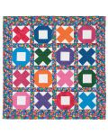 Martingale - Hugs and Kisses Quilt ePattern
