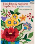 Martingale - Back-Basting Appliqué, Step by Step (Print version + eBook bundle)