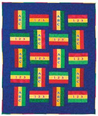 Martingale - Elementary! Quilt ePattern