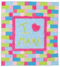 Martingale - I Love Mama Quilt ePattern