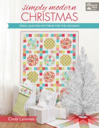Martingale - Simply Modern Christmas (Print version + eBook bundle)
