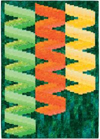 Martingale - More Twist-and-Turn Bargello Quilts (Print version + eBook bundle)