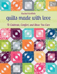 Martingale - Quilts Made with Love (Print version + eBook bundle)