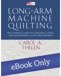 Long-Arm Machine Quilting
