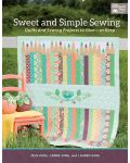 Martingale - Sweet and Simple Sewing (Print version + eBook bundle)