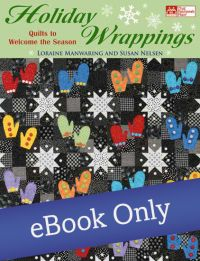 Martingale - Holiday Wrappings eBook