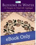 Martingale - Blossoms in Winter eBook