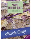 Martingale - Simple Chenille Quilts eBook