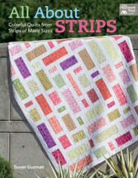 Martingale - All About Strips (Print version + eBook bundle)