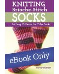 Knitting Brioche-Stitch Socks