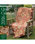 Martingale - That Patchwork Place Quilt Calendar 2016