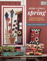 Martingale - Here Comes Spring (Print version + eBook bundle)
