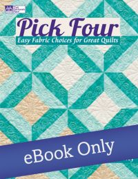 Martingale - Pick Four eBook
