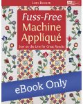 Martingale - Fuss-Free Machine Applique eBook