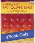 Martingale - Quilting with Fat Quarters eBook
