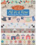 Martingale - Moda All-Stars - All in a Row (Print version + eBook bundle)