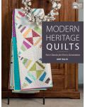 Martingale - Modern Heritage Quilts (Print version + eBook bundle)
