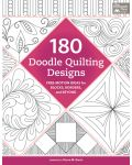 Martingale - 180 Doodle Quilting Designs (Print version + eBook bundle)
