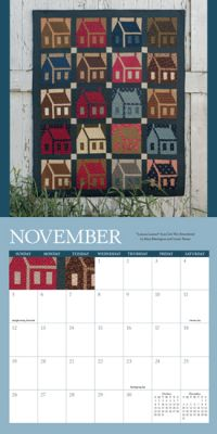 Martingale - That Patchwork Place Quilt Calendar 2017