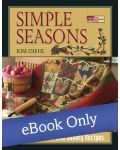 Martingale - Simple Seasons eBook