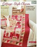 Martingale - Cottage-Style Charm (Print version + eBook bundle)