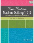 Free-Motion Machine Quilting 1-2-3