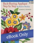 Martingale - Back-Basting Applique, Step by Step eBook