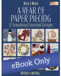 Martingale - A Year of Paper Piecing eBook