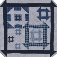 Martingale - Block-Buster Quilts - I Love Churn Dashes (Print version + eBook bu
