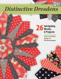 Martingale - Distinctive Dresdens (Print version + eBook bundle)