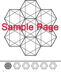Martingale - The New Hexagon Coloring Book