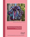 Martingale - Macaroon Christmas Wreath Pattern