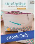 Martingale - A Bit of Applique eBook